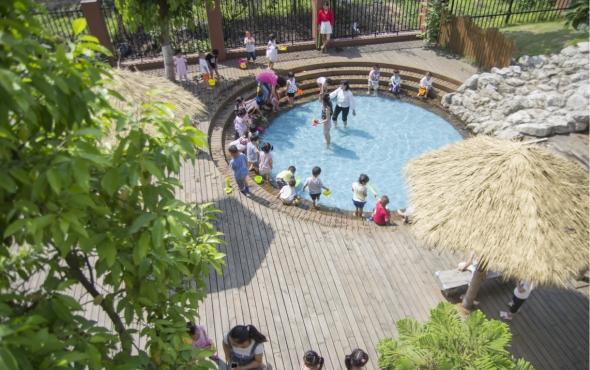 双流西航港幼儿园